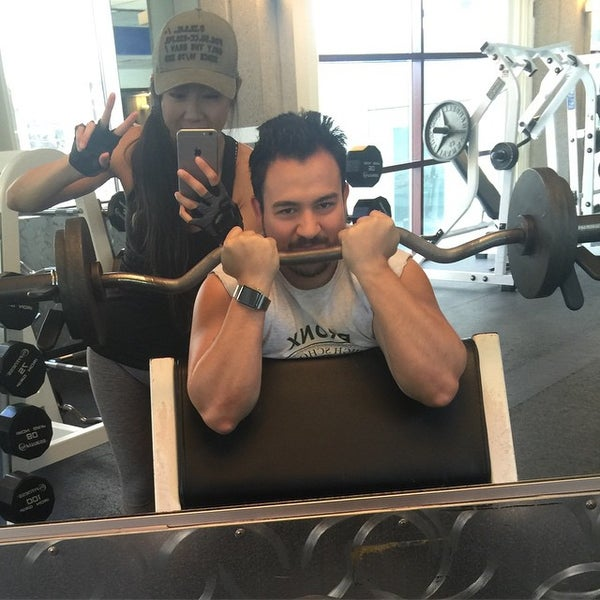 Photo taken at 24 Hour Fitness by Harlan C. on 6/22/2015
