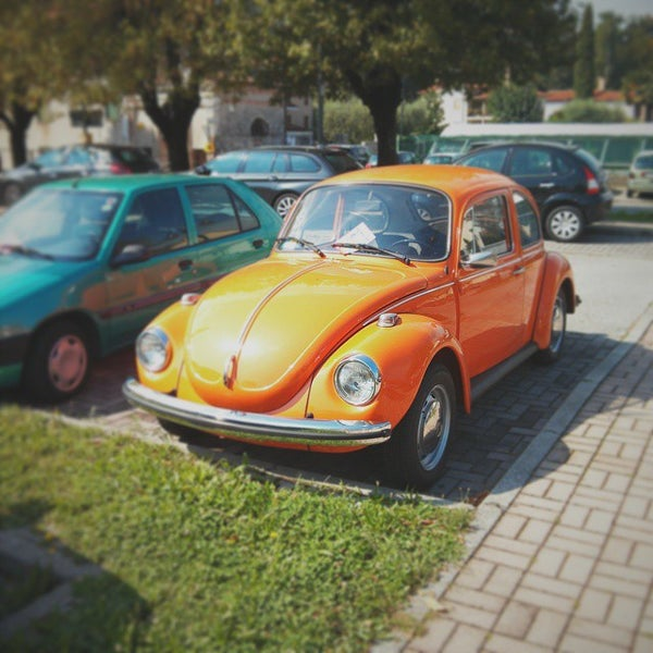 Photo taken at Parco Ragazzi del '99 by Lucas G. on 9/7/2014