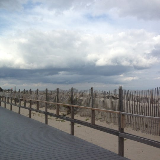 Photo taken at Point Pleasant Beach Boardwalk by Paige K. on 9/29/2012