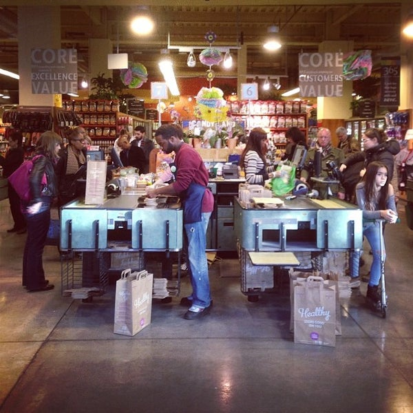Photo taken at Whole Foods Market by Anthony L. on 4/9/2014