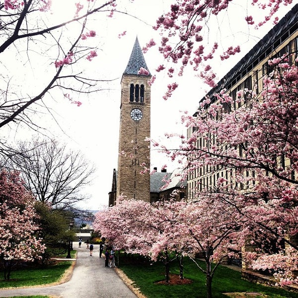 Photo taken at Cornell University by Josh on 4/29/2013