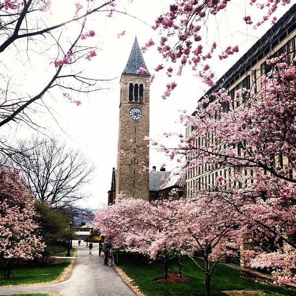 Photo taken at Cornell University by Josh on 4/29/2013