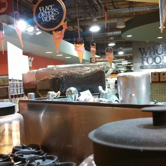 Photo taken at Whole Foods Market by Siyun F. on 5/28/2013