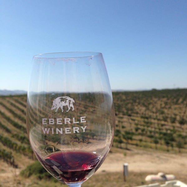Photo taken at Eberle Winery by Rachel K. on 9/7/2015