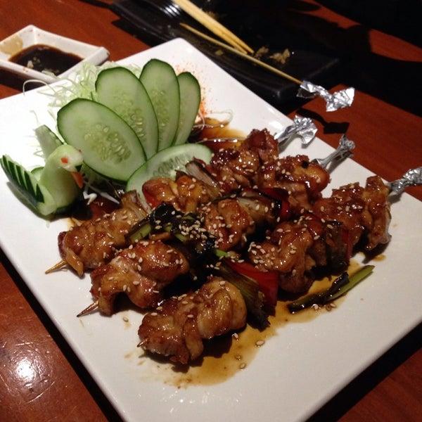 Edo sushi bar sushi restaurant in san borja for Asian cuisine grimes