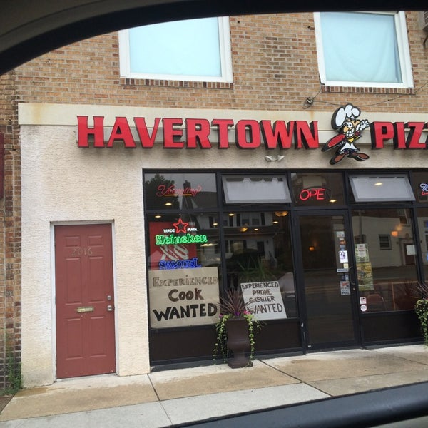 Havertown Pizza - Pizza Place in Haverford Havertown