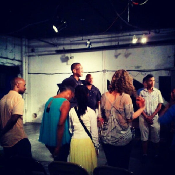 Photo taken at Expansion Church @ DCTVNY by Yaritsa A. on 7/29/2012