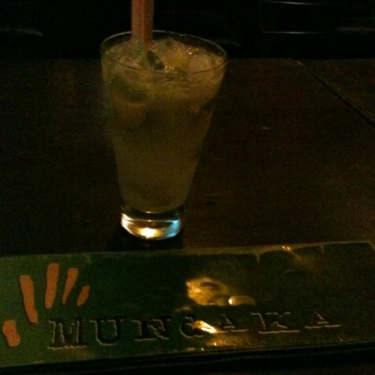Photo taken at Mundaka Adventure Bar by Leandro P. on 7/28/2012