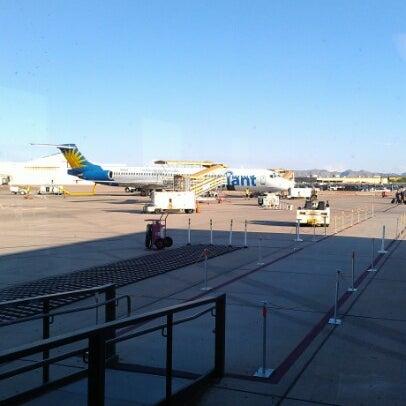 Photo taken at Phoenix-Mesa Gateway Airport (AZA) by Richard L. on 7/6/2012