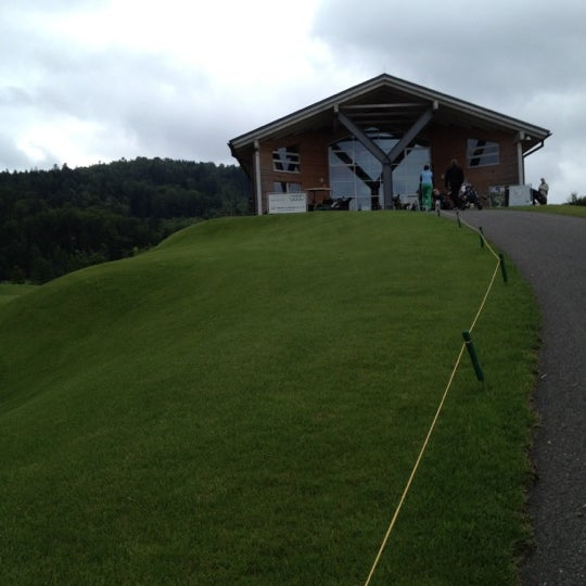Photo taken at Ypsilon Golf Resort Liberec by Tomáš B. M. on 6/26/2012