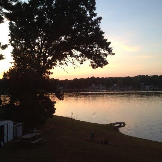 Three Rivers Michigan: Lake In Three Rivers