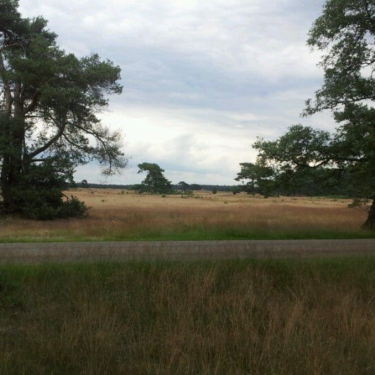 Photo taken at Nationaal Park De Hoge Veluwe by Ruxandra T. on 7/15/2012