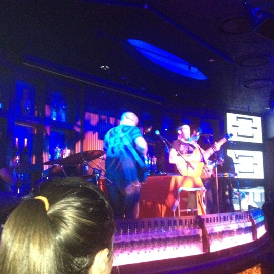 Photo taken at Blue Martini Brickell by RN A. on 8/7/2012