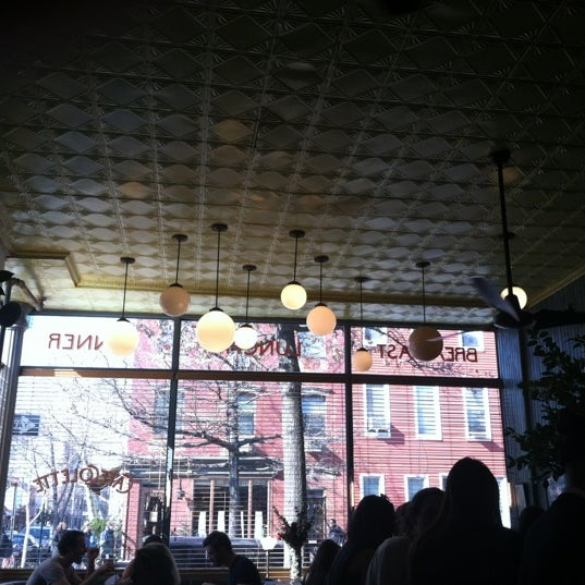Photo taken at Cafe Colette by Andrew R. on 2/18/2012