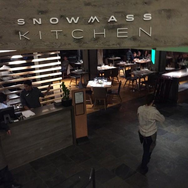 Snowmass Kitchen Reviews