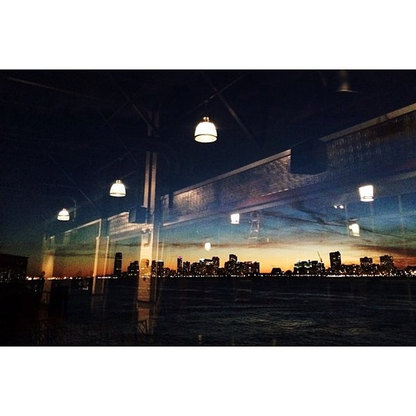 Photo taken at The Lighthouse at Chelsea Piers by Chaz C. on 1/4/2014