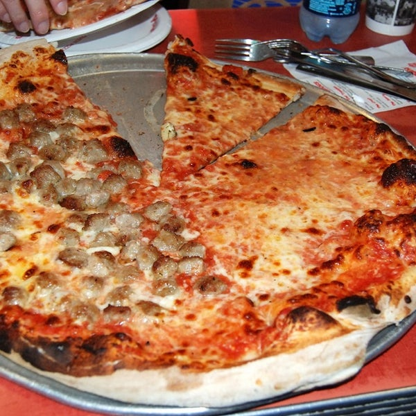 Photo taken at Regina Pizzeria by Kevin V. on 1/21/2013
