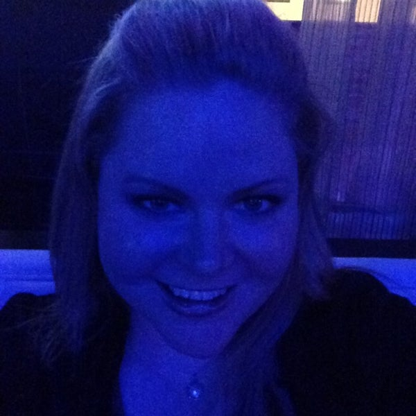 Photo taken at PNK Restaurant & Ultra Lounge by Rebecca B. on 12/23/2012