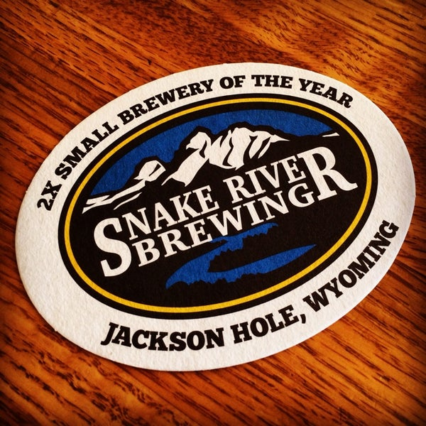 Photo taken at Snake River Brewery & Restaurant by James C. on 7/6/2014