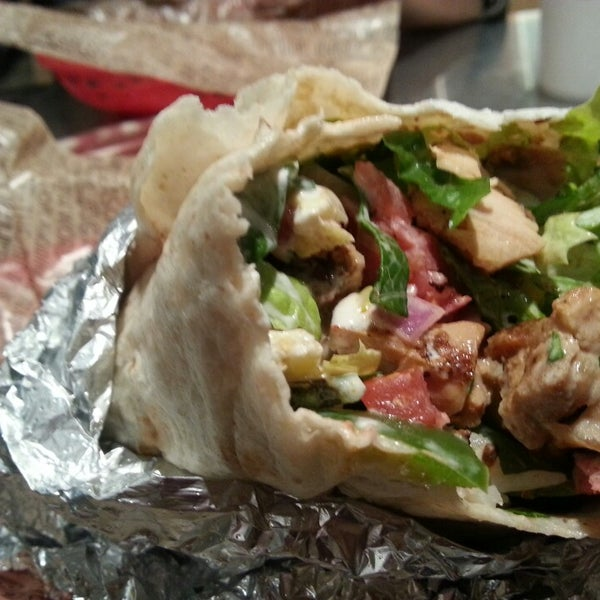 Today, Chipotle continues to offer a focused menu of burritos, tacos, burrito bowls (a burrito without the tortilla) and salads made from fresh, high-quality raw ingredients, prepared using classic cooking methods and served in a distinctive atmosphere/5(55).