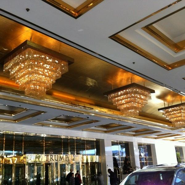 Photo taken at Trump International Hotel Las Vegas by Kerri R. on 12/29/2012