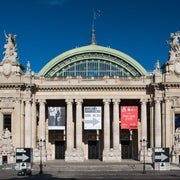 Photo taken at Grand Palais by Grand Palais on 11/8/2013