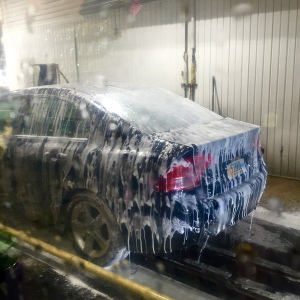 High Tech Car Wash Garden City Park