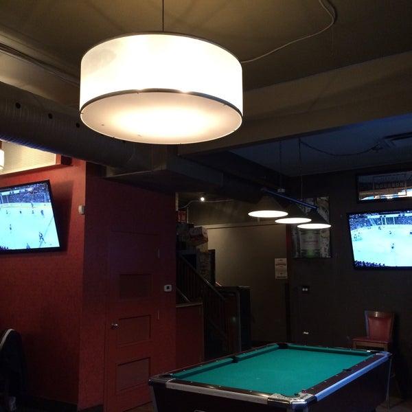 Photo taken at King's Head Pub by Roman N. on 3/20/2015
