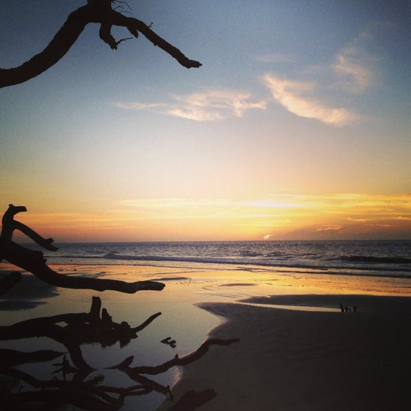 Best Campsites At Hunting Island State Park