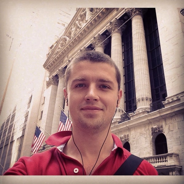 Photo taken at NYSE Euronext by vakaminskiy on 8/31/2014