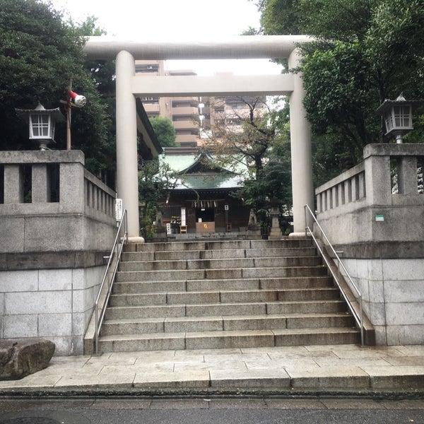 Photo taken at 大塚天祖神社 by Satoru on 11/14/2015