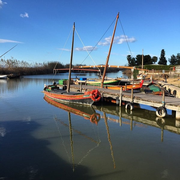 Photo taken at La Albufera by Xosé C. on 2/22/2015