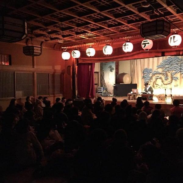 Photo taken at 金具屋 by Saya N. on 12/5/2015