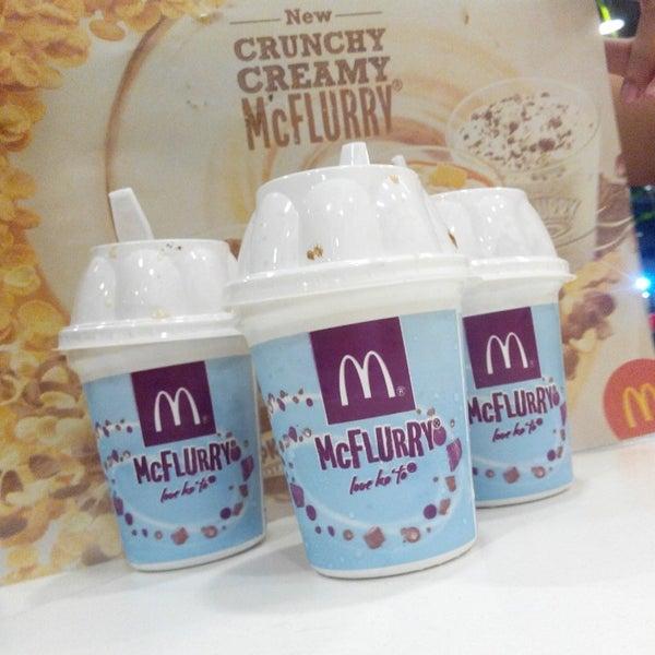 Photo taken at McDonald's by Anjoe M. on 7/21/2014