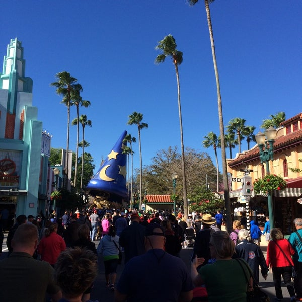 Photo taken at Disney's Hollywood Studios by Bobby S. on 3/13/2014