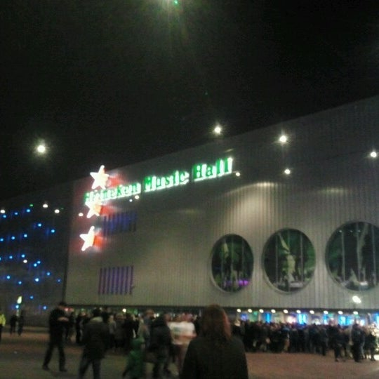 Photo taken at Heineken Music Hall by Kelly on 12/12/2012