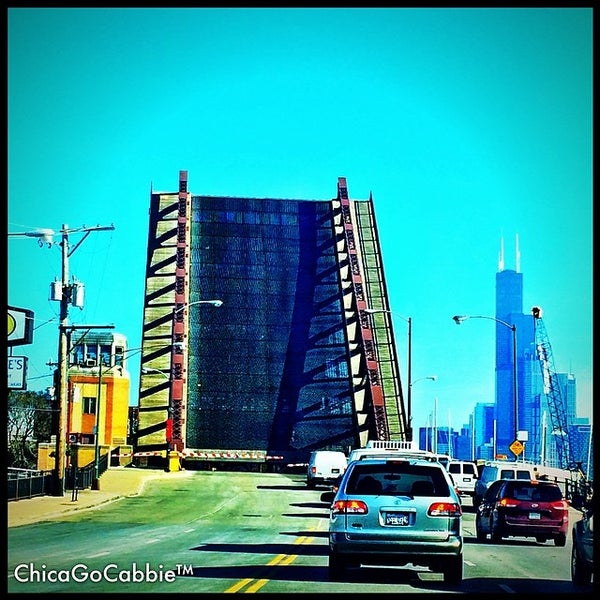 Photo taken at Canal Street Marina by Chicago C. on 4/19/2014