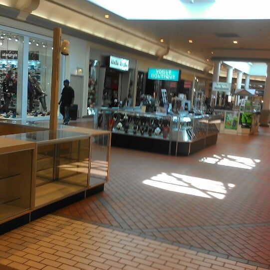 Security square mall hook up