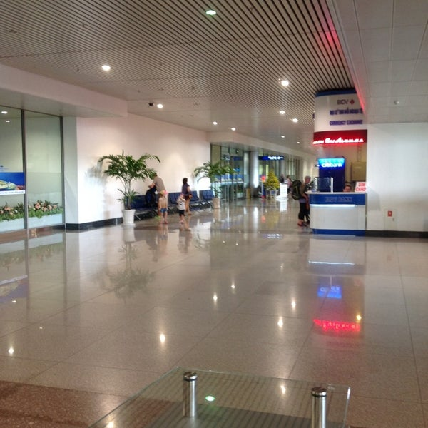 Photo taken at Tan Son Nhat International Airport by Aaalica -. on 2/6/2014