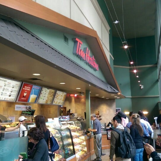 Photo taken at Tim Hortons by Arnold C. on 8/21/2014