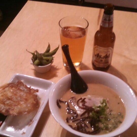 Photo taken at Samurai Noodle by Tanner T. on 10/4/2014