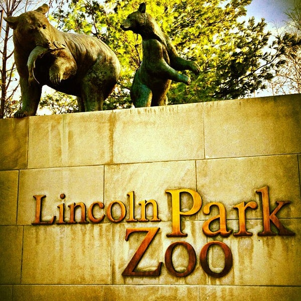 Lincoln Park Zoo Lincoln Park Chicago Il