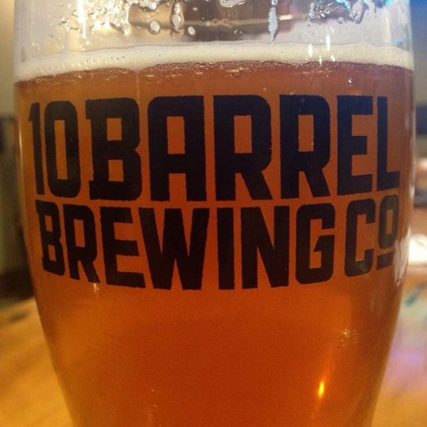 Photo taken at 10 Barrel Brewing by Paul B. on 6/11/2014