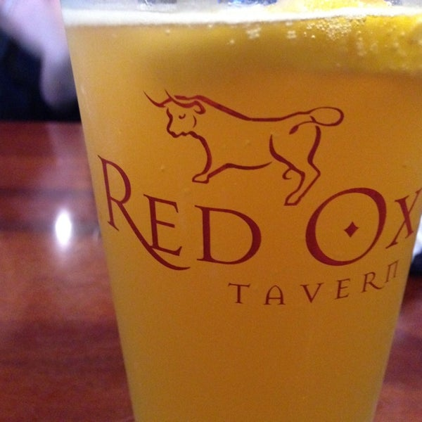 Photo taken at Red Ox Tavern by Shuocheng J. on 9/11/2014
