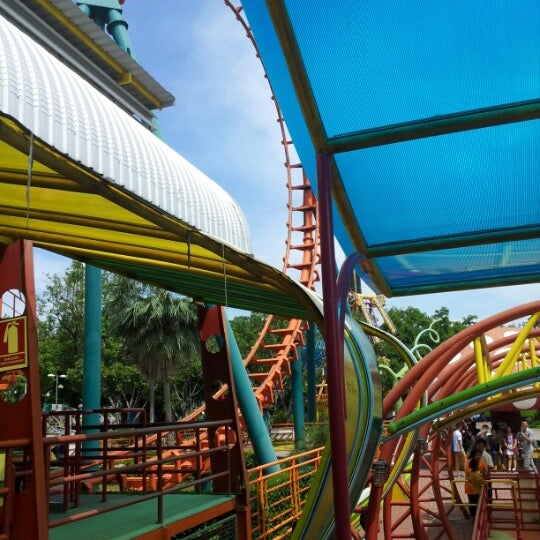 Photo taken at Siam Park City by Fai C. on 10/22/2012