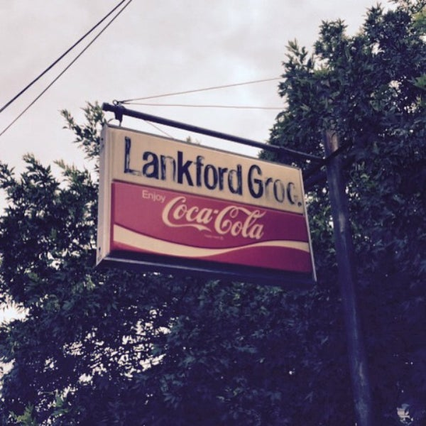 Photo taken at Lankford's Grocery & Market by Mike P. on 6/13/2015