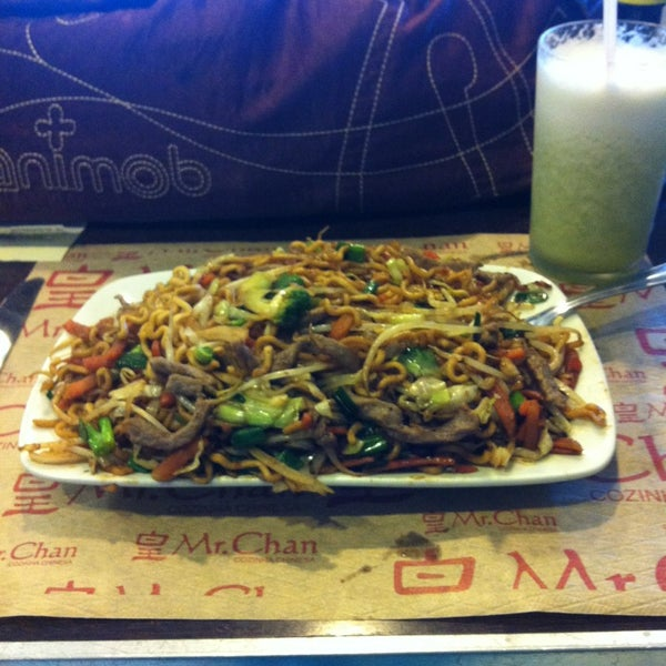 Photo taken at Mr. Chan Express by Claudia A. on 3/12/2013