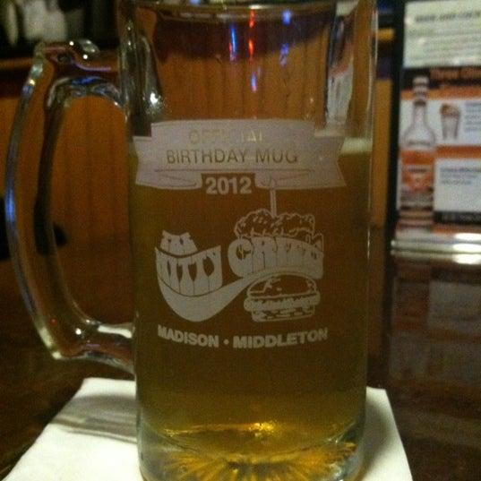 Photo taken at Nitty Gritty Restaurant & Bar by Scott J. on 12/4/2012