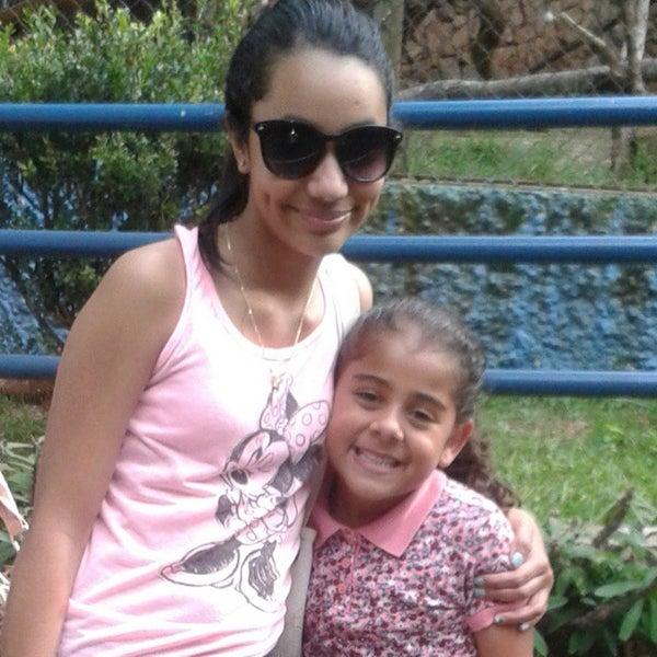 Photo taken at Parque das Hortênsias by Simone R. on 7/16/2015