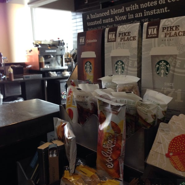 Photo taken at Starbucks by June E. on 10/3/2014